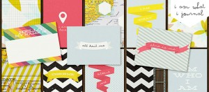 Me, Me, Me… cards to scrap YOU for $1.50!
