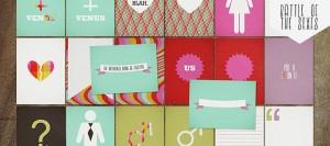 Mars vs. Venus Journal Cards